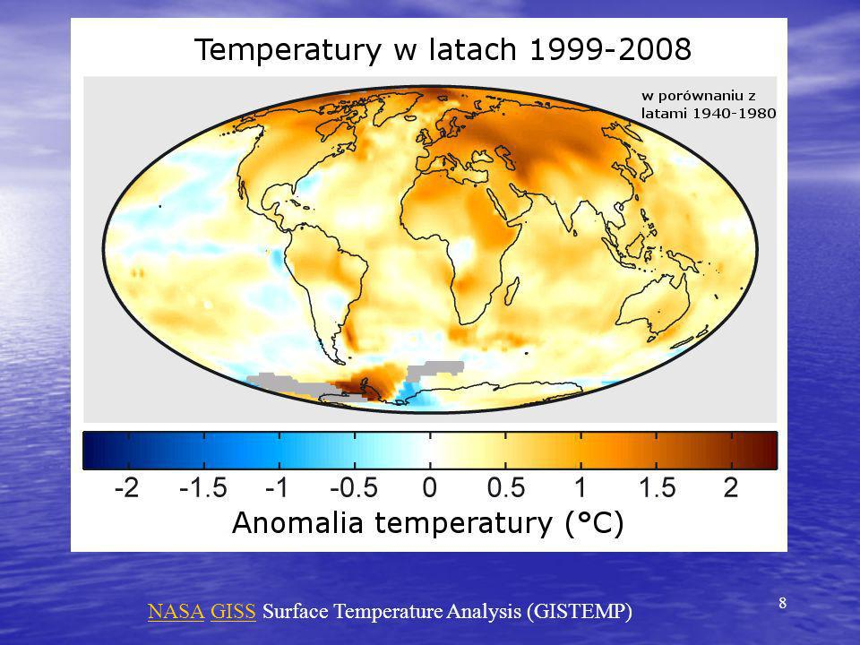 NASA GISS Surface Temperature Analysis (GISTEMP)