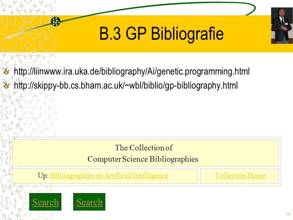 Computer Science Bibliographies