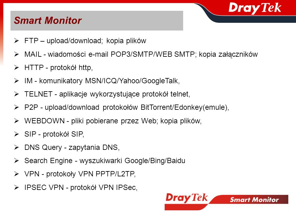 Smart Monitor FTP – upload/download; kopia plików