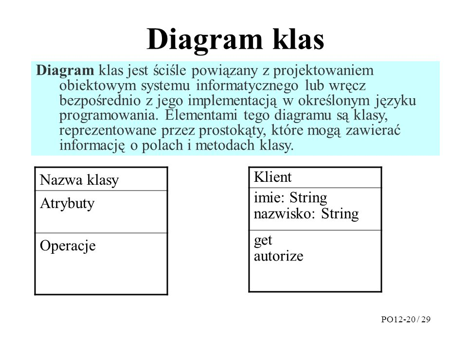 Unified Modeling Language Ppt Video Online Pobierz