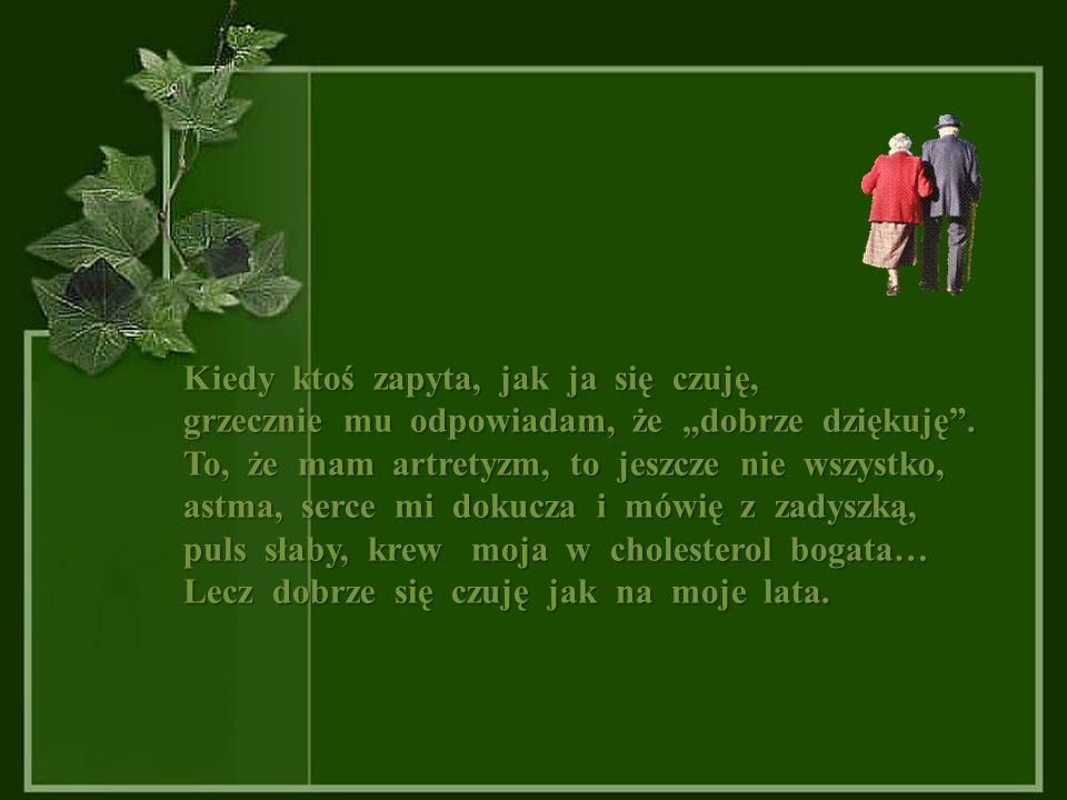 Jak Ja Się Czuję Wisława Szymborska Ppt Pobierz