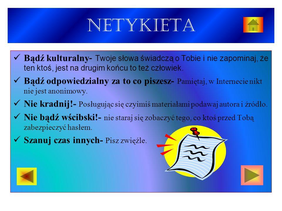 Światowa Sieć Komputerowa - ppt pobierz