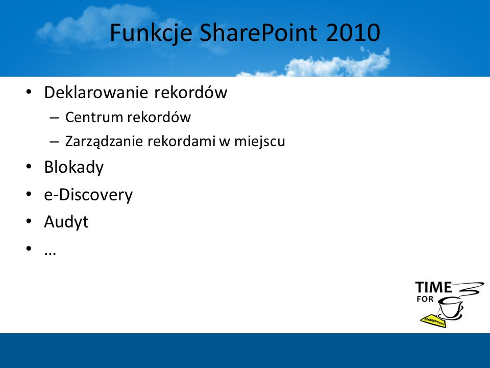 Microsoft SharePoint Conference 2009