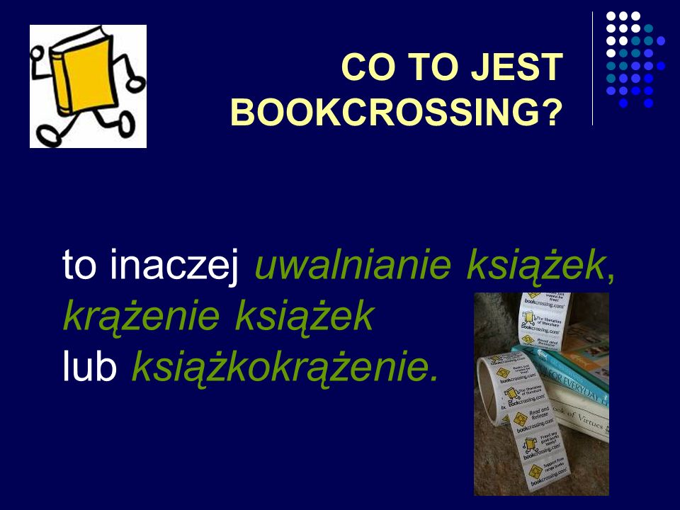 CO TO JEST BOOKCROSSING