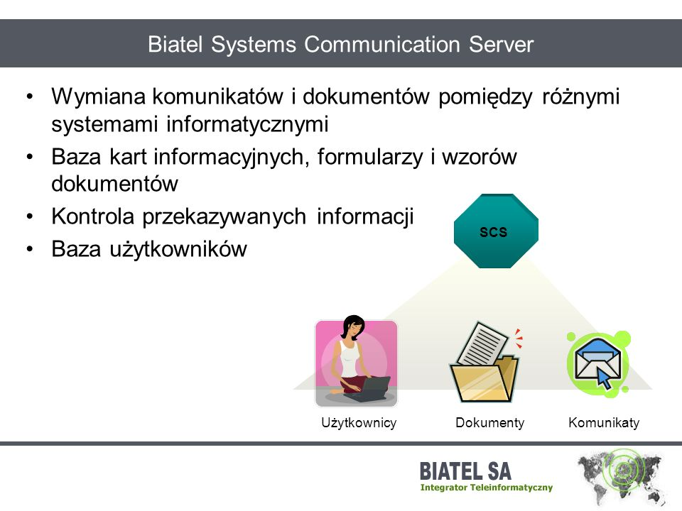 Biatel Systems Communication Server