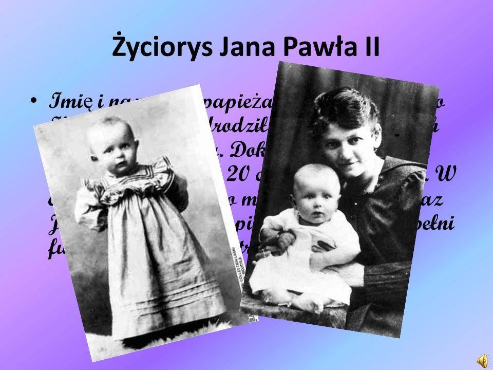 Jan Paweł Ii Dzieła Poety I Artysty Ppt Pobierz
