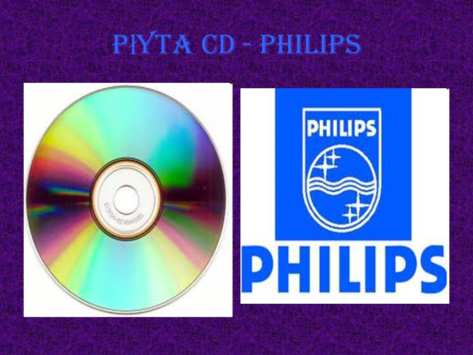 Płyta CD - Philips