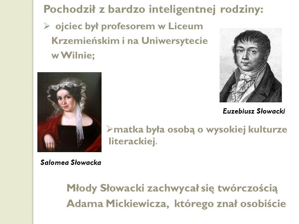 Przedstawiciel Polskiego Romantyzmu Ppt Video Online Pobierz
