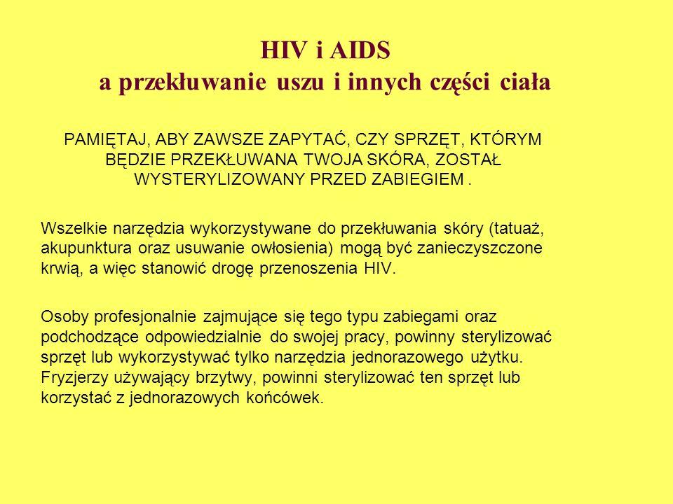 Co Musisz Wiedzieć O Hiv I Aids Mgr Dorota Sawicka Ppt