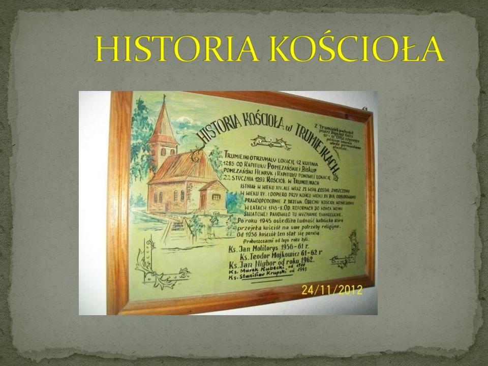 Historia Kościoła -wykłady
