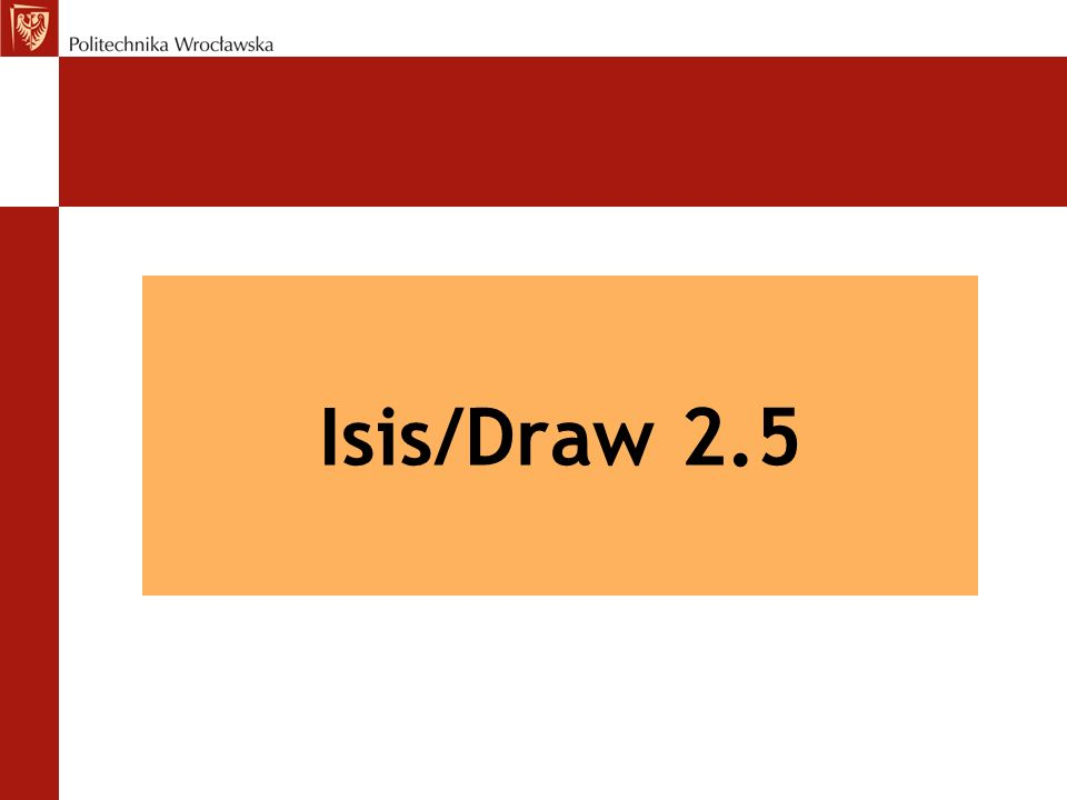 Isis/Draw 2.5