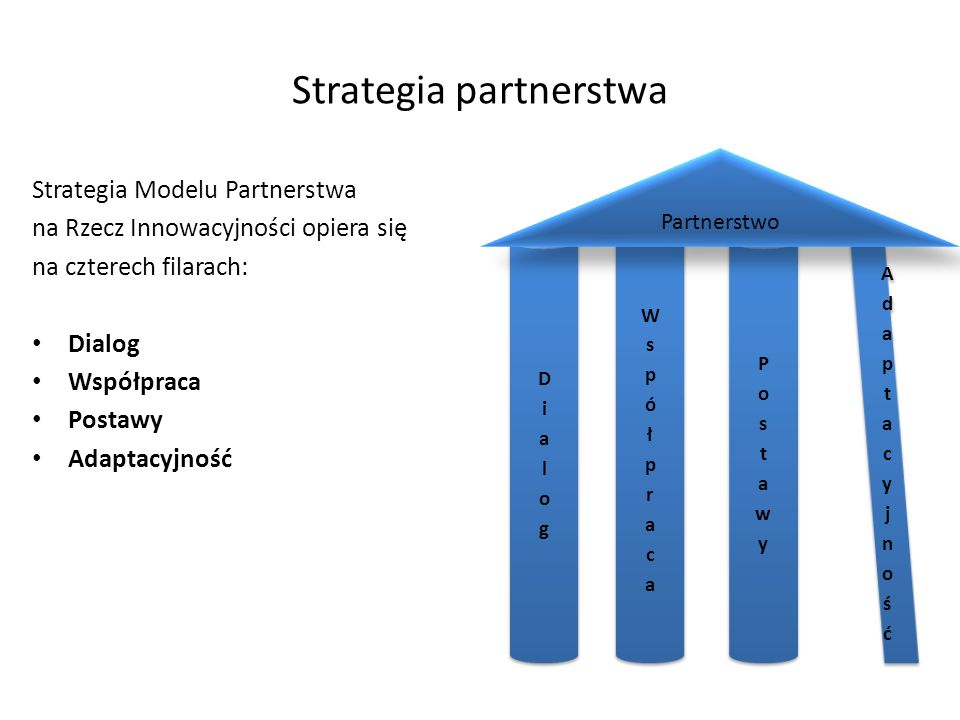 Strategia partnerstwa
