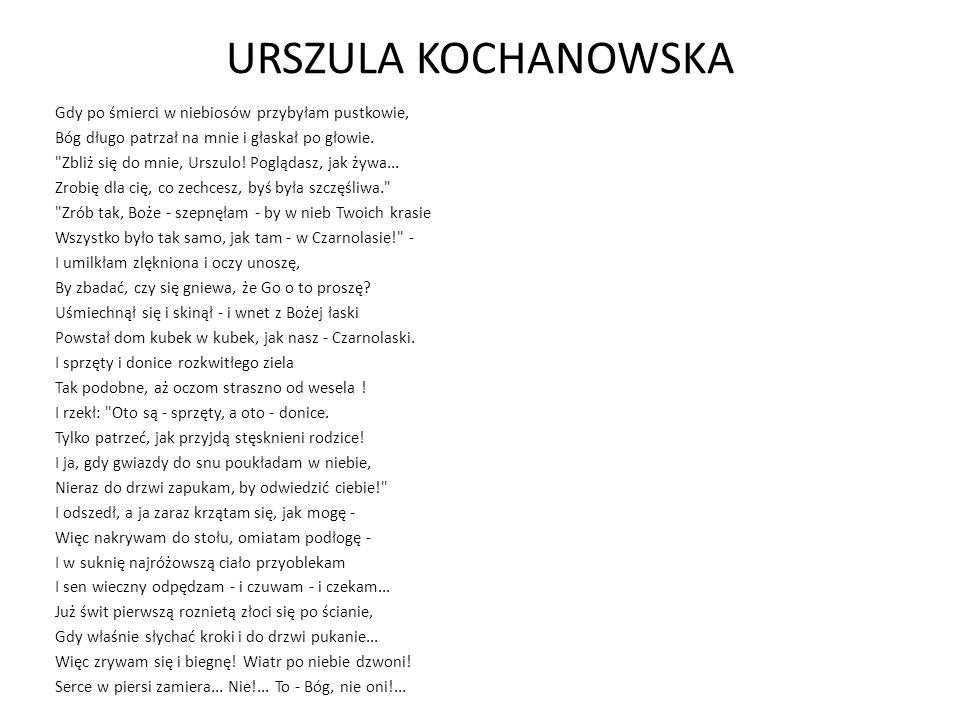 Urszula Kochanowska Cv Magazine