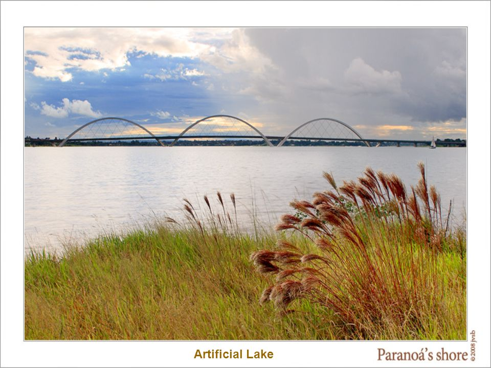 Artificial Lake
