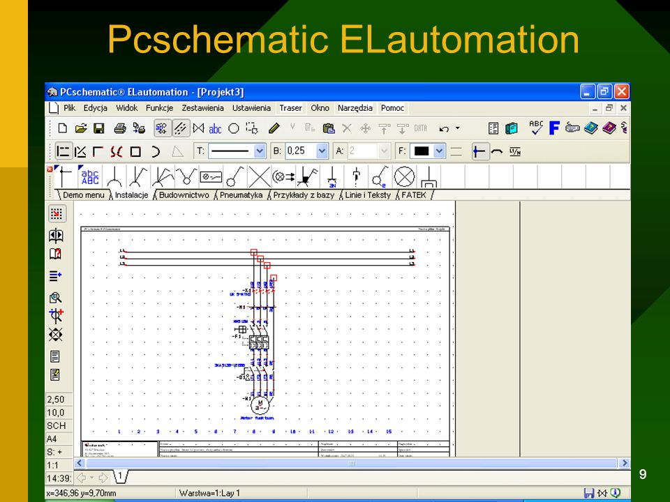 Pcschematic ELautomation