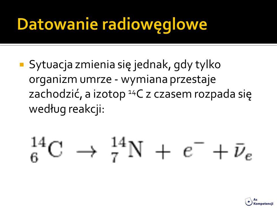 W jaki sposób radioizotopy mogą być wykorzystywane w datowaniu bezwzględnym