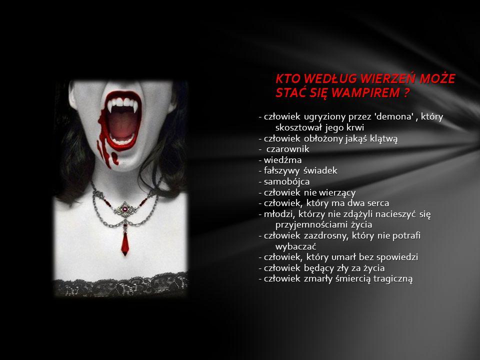 wampiry mają je montaż)