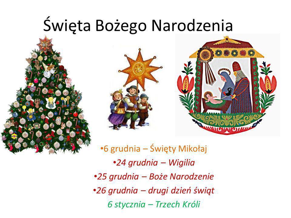 święta Bożego Narodzenia Ppt Pobierz