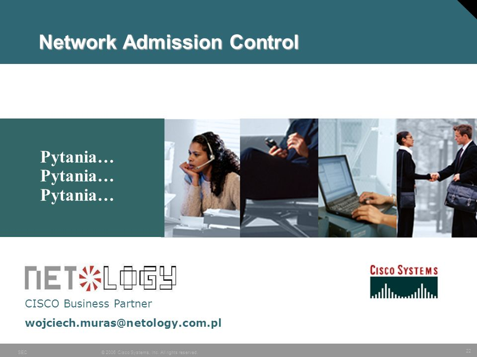 Network Admission Control