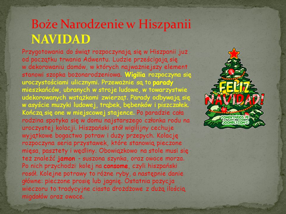 Tradycje Zwyczaje I Obrzędy świąt Bożego Narodzenia W Różnych
