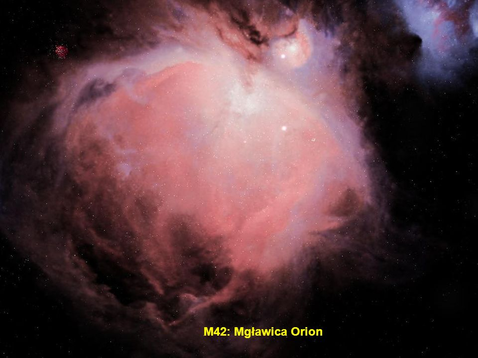 M42: Mgławica Orion