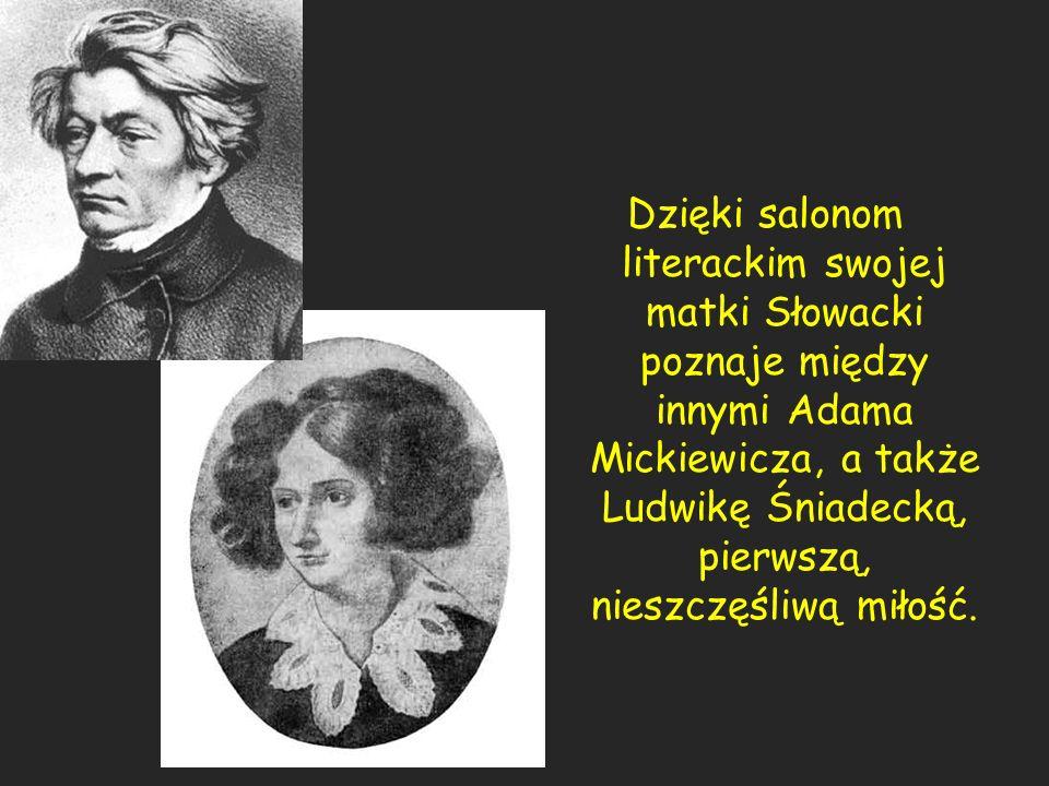 Wybitny Poeta Doby Romantyzmu W Polsce Ppt Pobierz