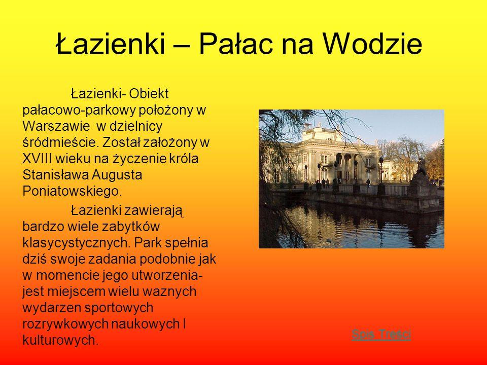 Zabytki Warszawy Marta Jarosławska Filip Jatelnicki Tomek