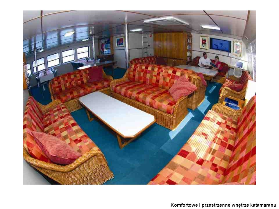 New engines, gensets, air/nitox compressor system, Club Cabins w private ensuites, furnishings, artwork and LCD TV's.