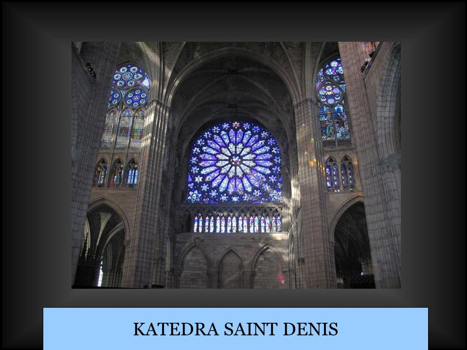 KATEDRA SAINT DENIS