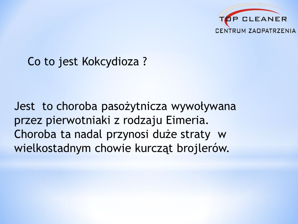 Co to jest Kokcydioza