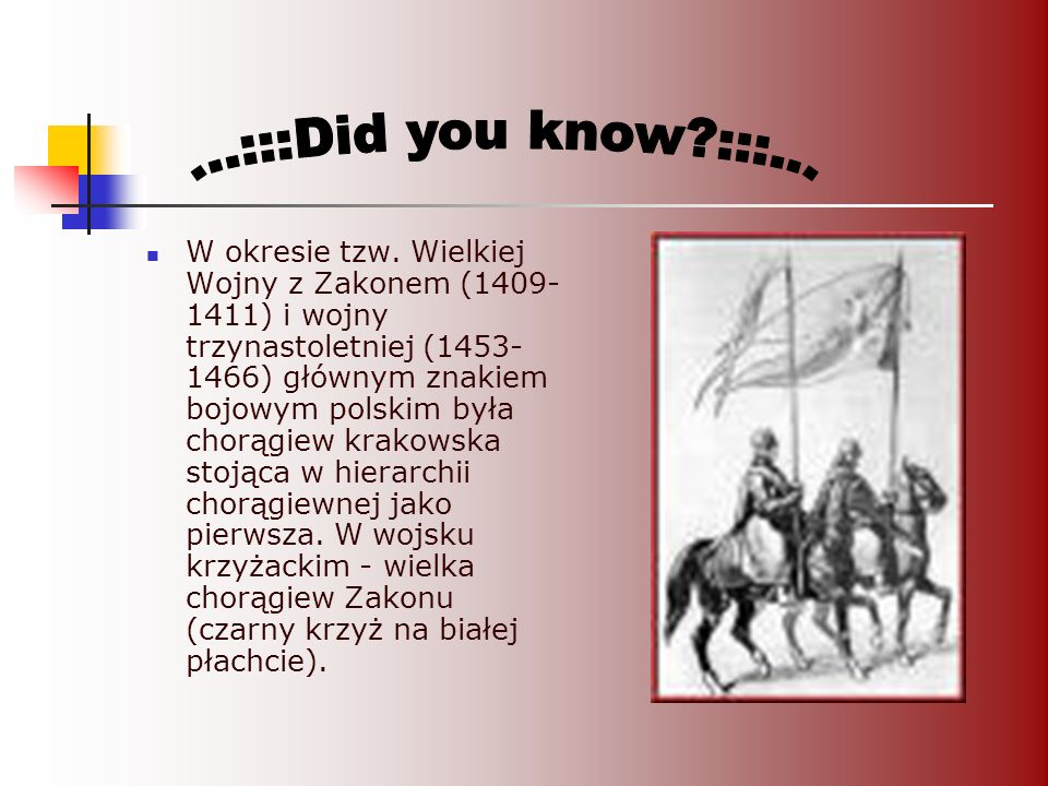 ...:::Did you know :::...