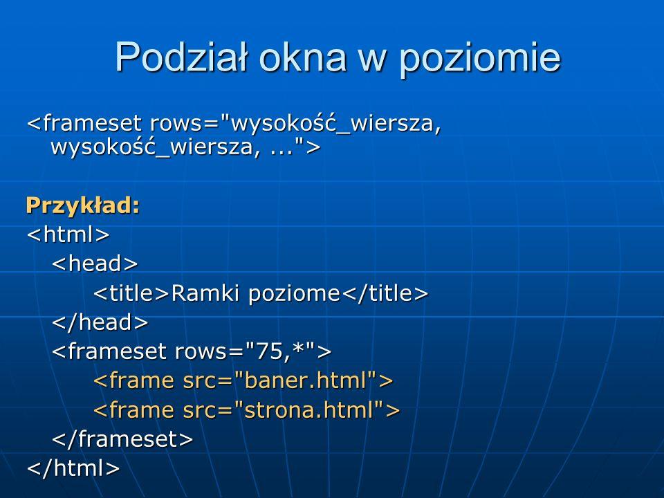 Genialny HTML. - ppt pobierz KS83